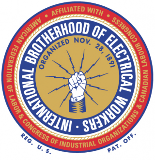 http://sendersgroup.com/wp-content/uploads/2015/04/International_Brotherhood_of_Electrical_Workers_emblem-320x331.png